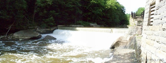 McConnell's Mill Dam 06-26-2011 SM